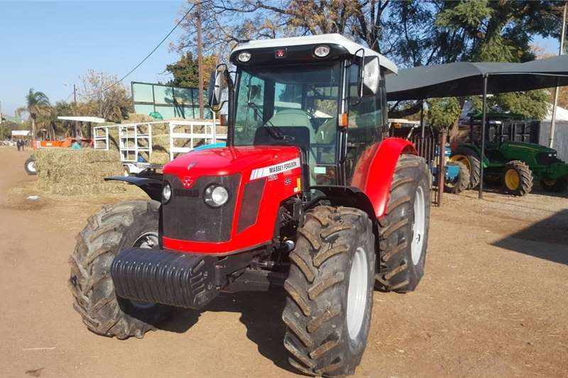Other tractors Massey Ferguson 455 Tractor 4x4 For Sale Tractors