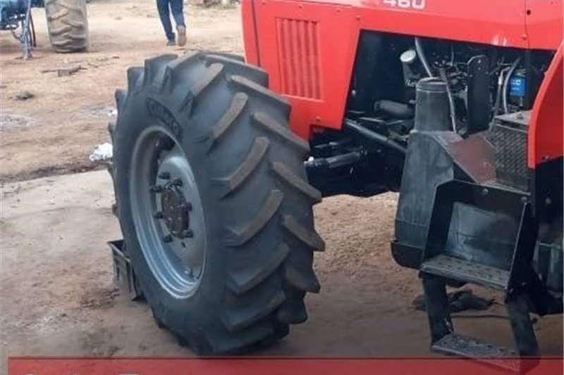 Other tractors Massey Ferguson 460 DT Tractors