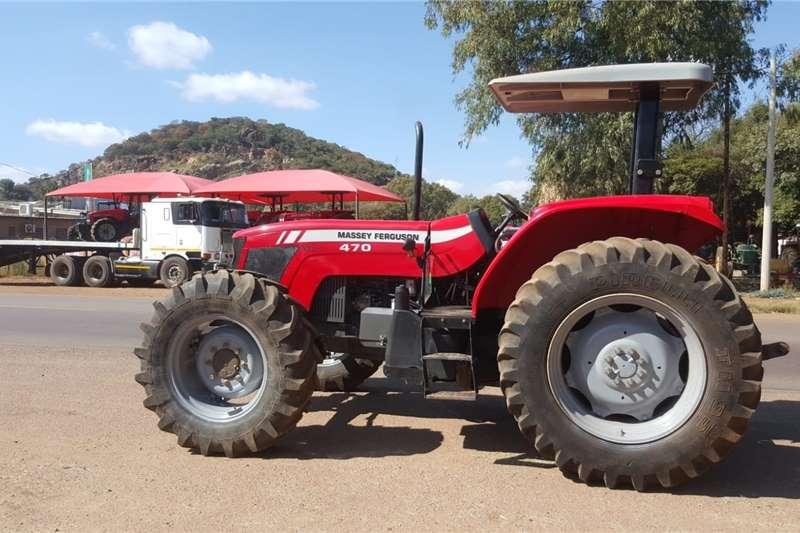 Tractors Other tractors Massey Ferguson 470 xtra Tractor 4x4 2017