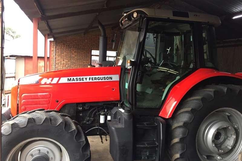Tractors Other tractors Massey Ferguson 6465 Tractor 4x4 2006