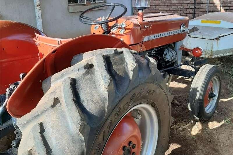Other tractors MESSEY FERGUSON Tractors