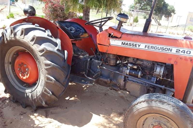 Other tractors MF 240 trekker te koop Tractors