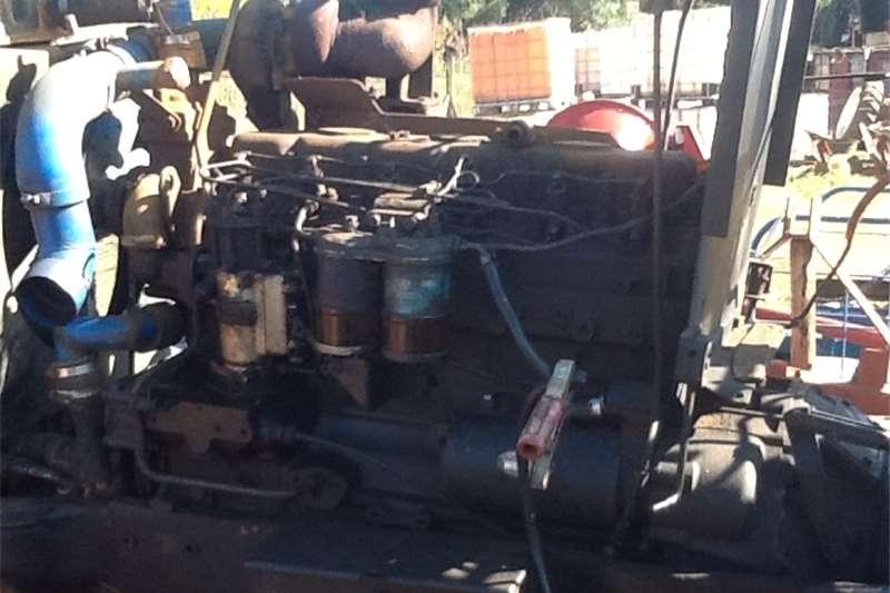 Tractors Other tractors perkins turbo 6 cylinder motor