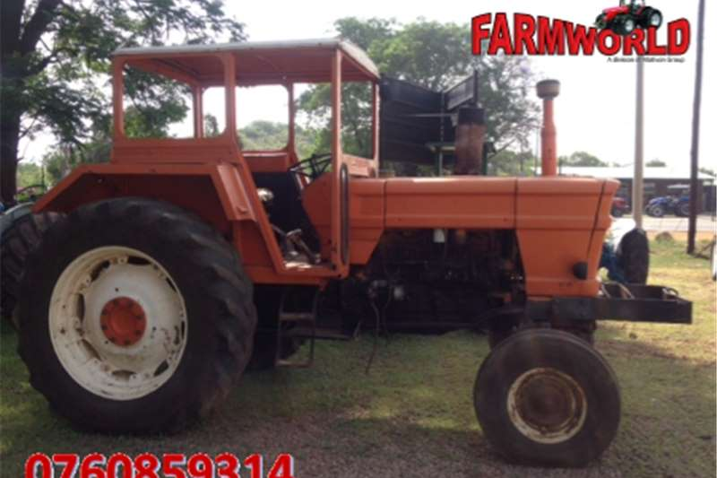 Tractors Other tractors S2725 Orange Fiat 1300S 97kW/130Hp Pre Owned Tract