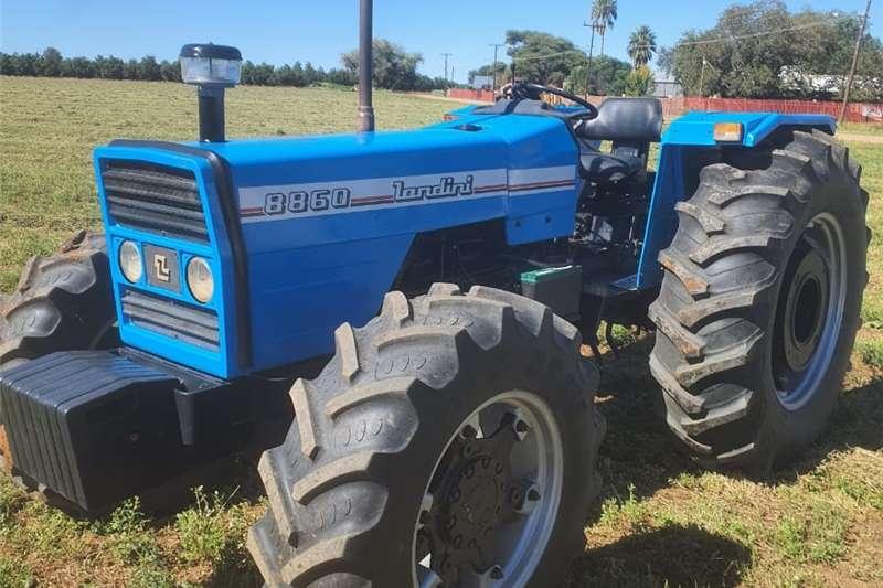 Tractors Other tractors Te koop: Landini 8860 trekker