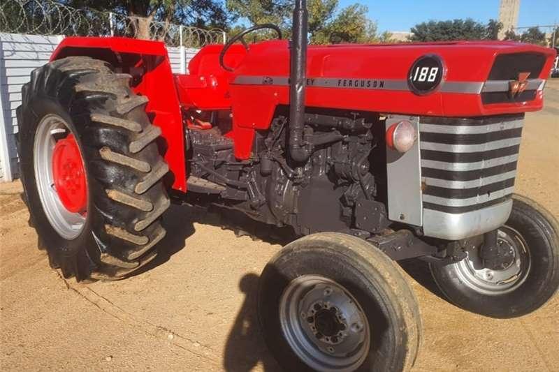 Tractors Other tractors Te koop: M/F 188 trekker