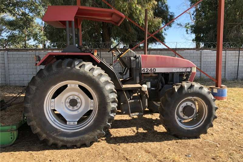 Other tractors Tractor Case and Slasher for sale Tractors