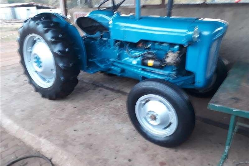 Tractors Other tractors tractor fordson dexta