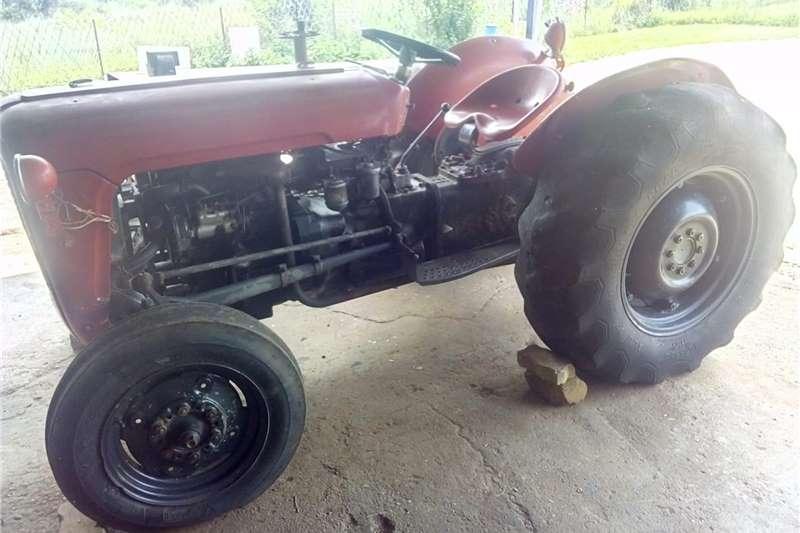 Other tractors TRACTOR MF 35 Tractors