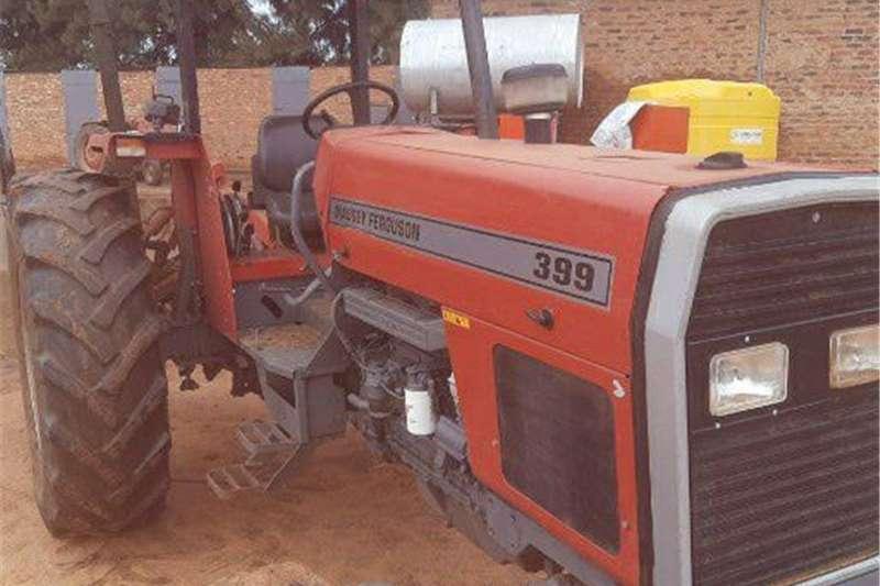 Other tractors Used  Massey Ferguson 399 Tractors