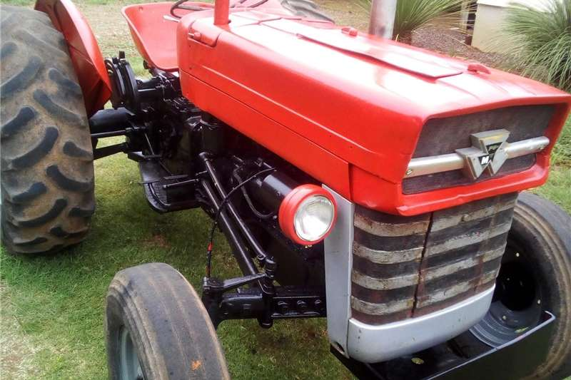 Tractors Row crop tractors Massey ferguson 135
