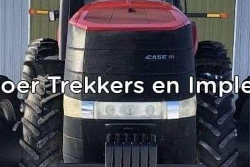 Tracked tractors Case 340 Magnum Trekker Tractors