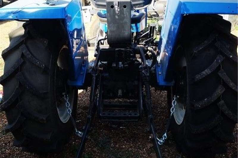 Tracked tractors New Holland 55 56 Tractors