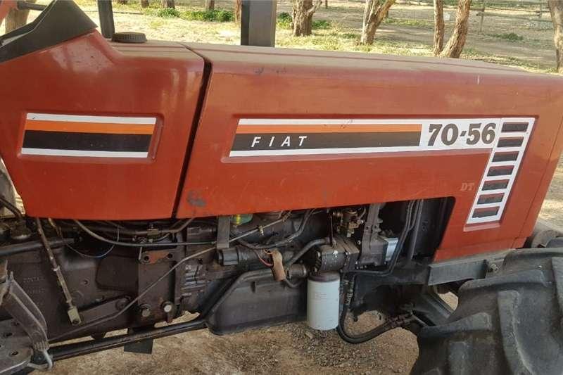Tractors Two wheel drive tractors Fiat 70 56