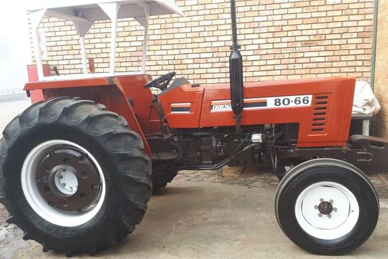 Tractors Two wheel drive tractors Fiat 80 66