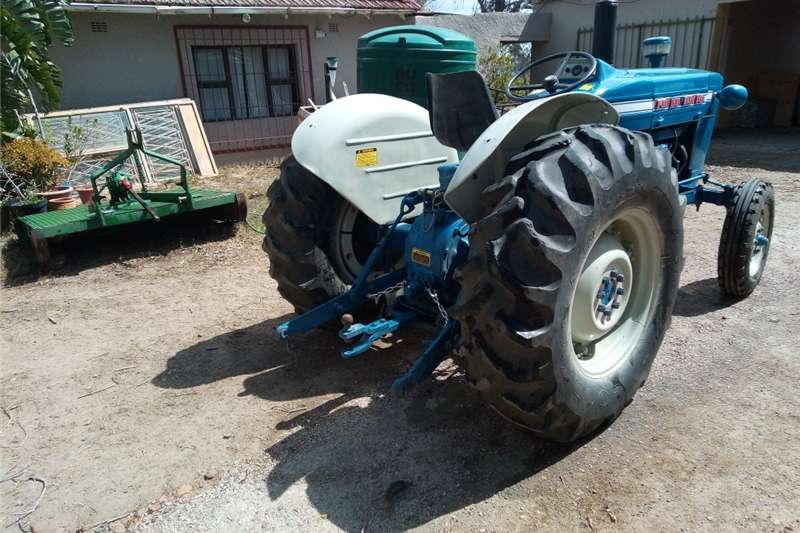 Tractors Two wheel drive tractors Ford 3000 Recently refurbished and overhauled with