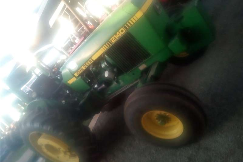 Tractors Two wheel drive tractors John Deere 2140 4X2 Pre Owned Tractor