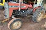 Two wheel drive tractors Massey Ferguson 240 Tractors