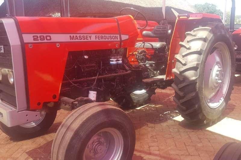 Tractors Two wheel drive tractors Massey Ferguson 290 Tractor 2012