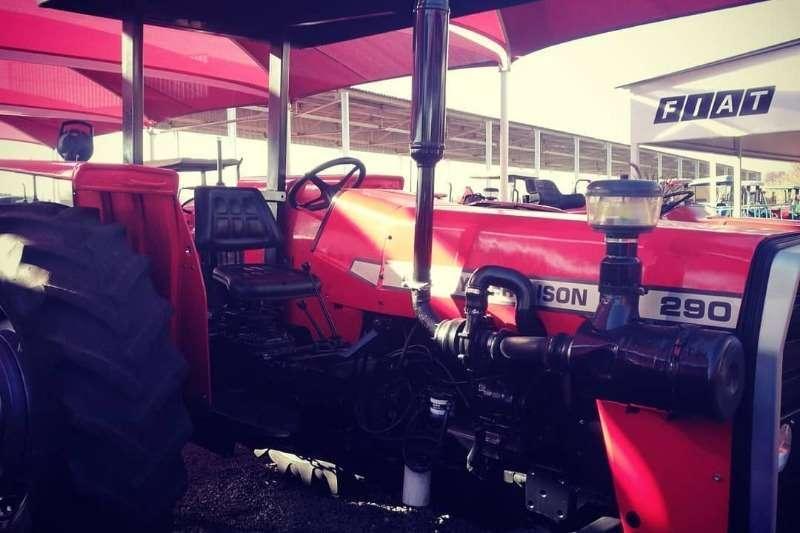 Two wheel drive tractors Massey Ferguson 290 Xtra Tractors