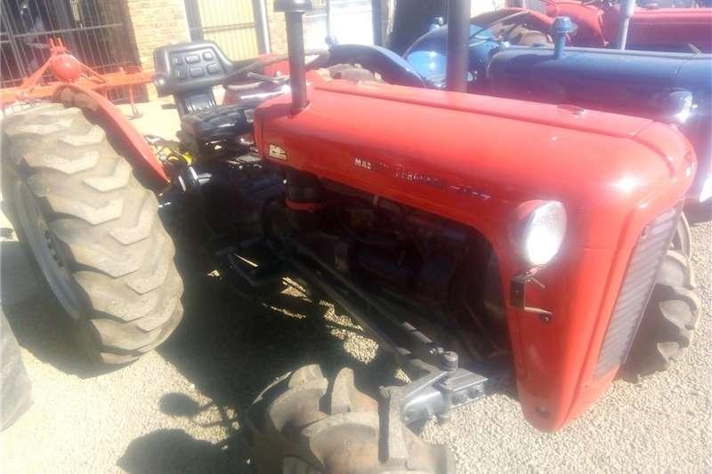 Tractors Two wheel drive tractors Massey Ferguson 35x