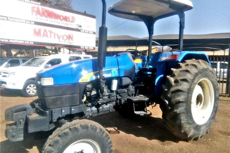 Tractors Two wheel drive tractors New Holland TT 75 2X4