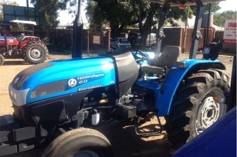 Tractors Two wheel drive tractors S3082Blue Landini Techno Farm 60 43kw/58Hp 2x4 Pre 2013