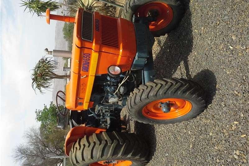 Tractors Utility tractors Fiat 650