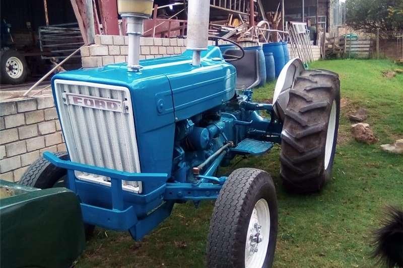 Tractors Utility tractors Ford 3000 Trekker