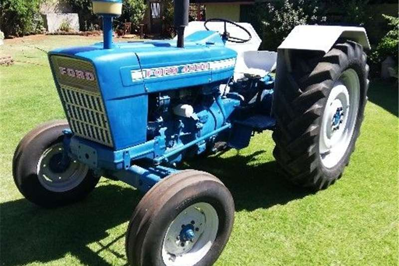 Tractors Utility tractors FORD 4000 Tractor
