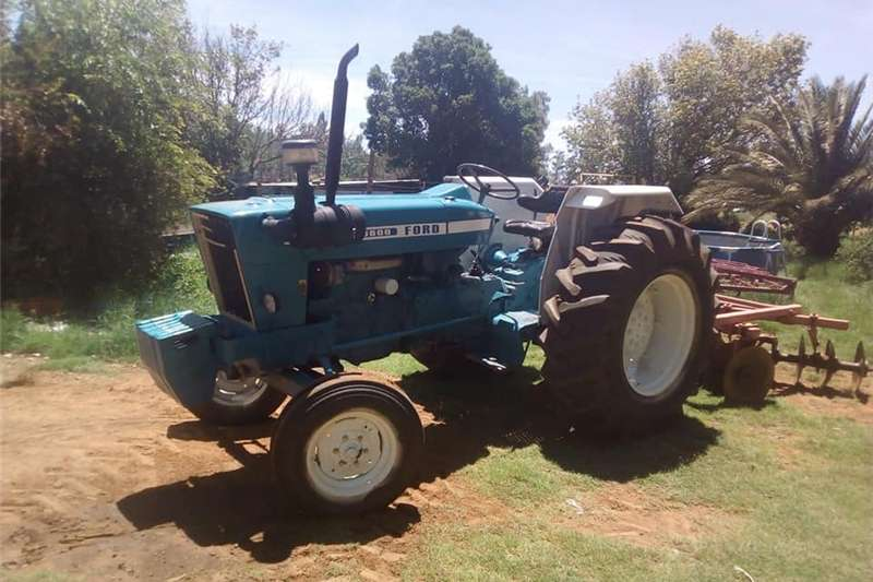 Tractors Utility tractors Ford 6600 tractor
