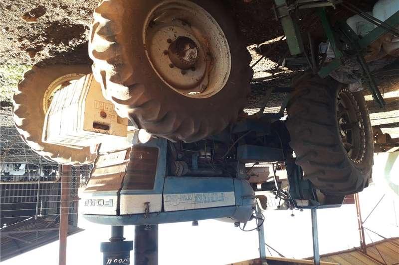 Tractors Utility tractors FORD TW20
