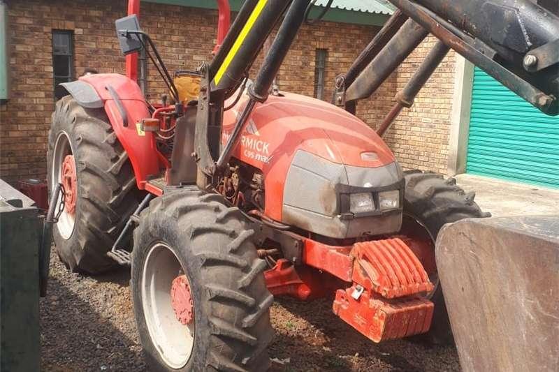 Tractors Utility tractors MacCormick Max 95