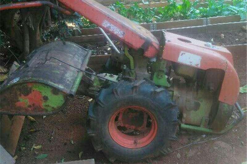 Walk behind tractors Agria 2700 DL rotavator Tractors