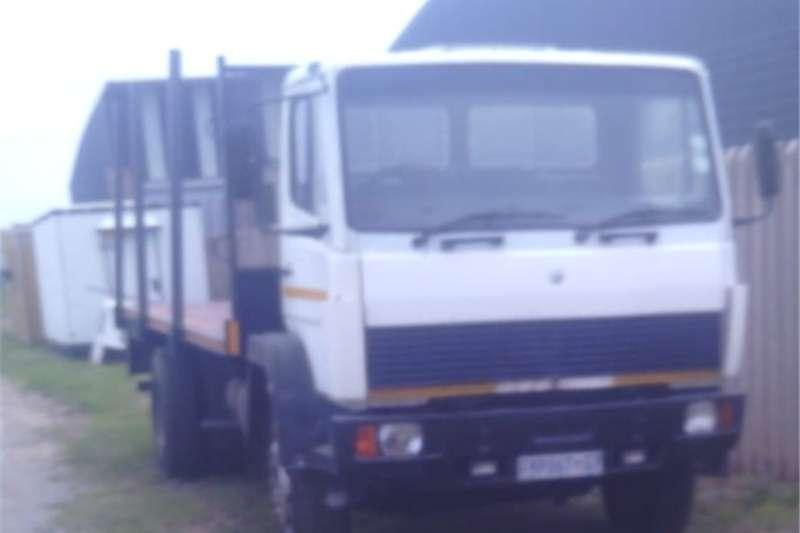 Trucks Double axle Mercedes Econline 8ton ADE 366T