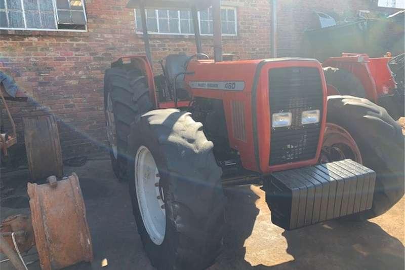 Tyres Massey Ferguson 460 4x4