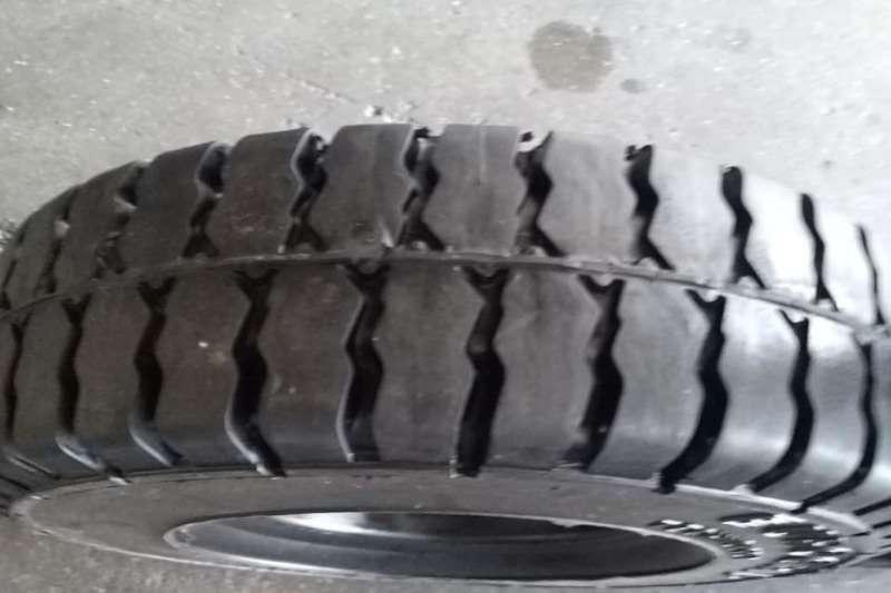Tyres Megasol Euro Grip Forklift Tyre's