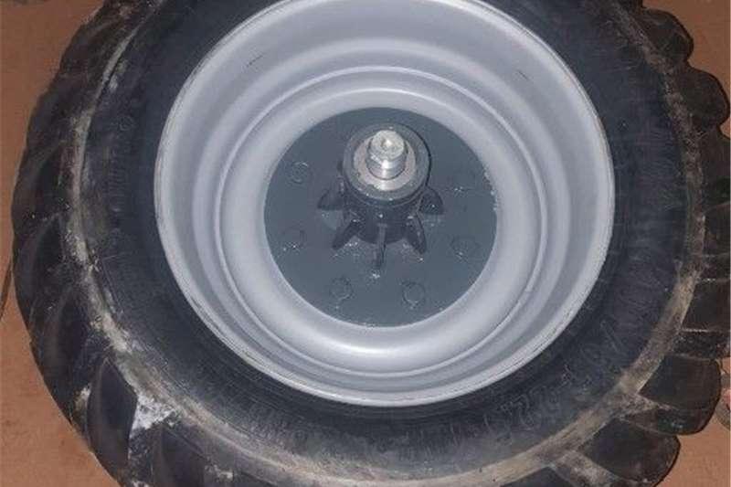 Retread Trelleborg TWIN tractor tyre Tyres