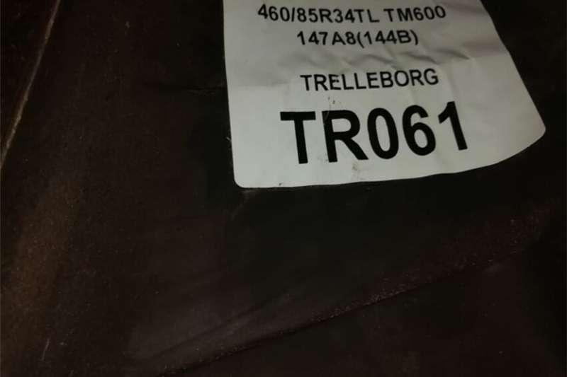 Tyres Retread Trelleborg Tyres