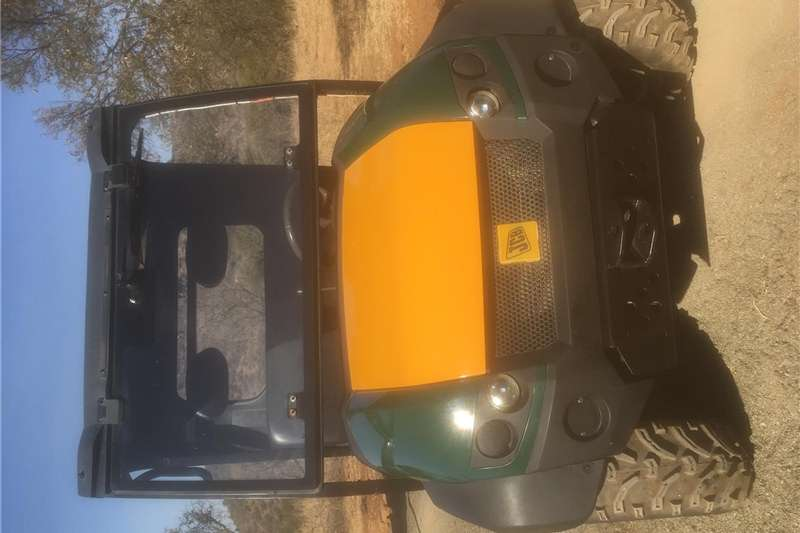 Utility Vehicle Four Wheel Drive JCB Workmax 800D x2
