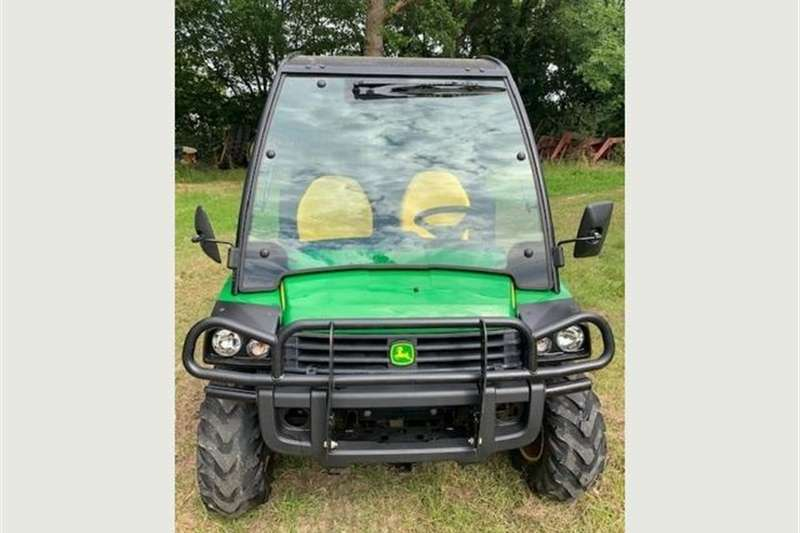 Utility vehicle Four wheel drive Used Gator XUV825I Utility 2017