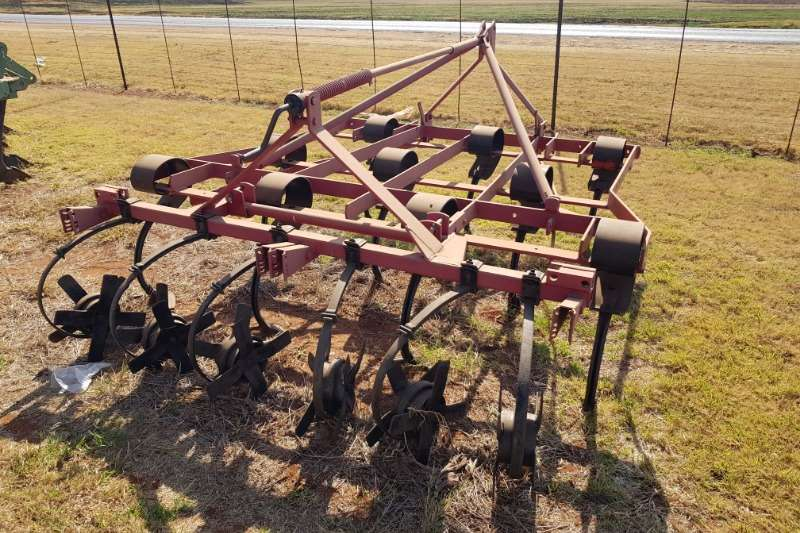 Vibroflex Tillage equipment Cultivators Kongskilde Vibroflex 10 tand