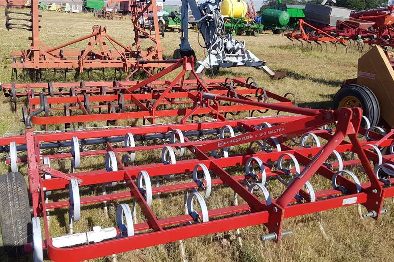 Vibroflex Tillage equipment Cultivators New Kongskilde Vibromaster2.5 3m