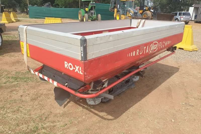 Vicon Spreaders Fertiliser Spreader 2012 VICON 1.6ton/1300L Fertilizer Spreader 2012