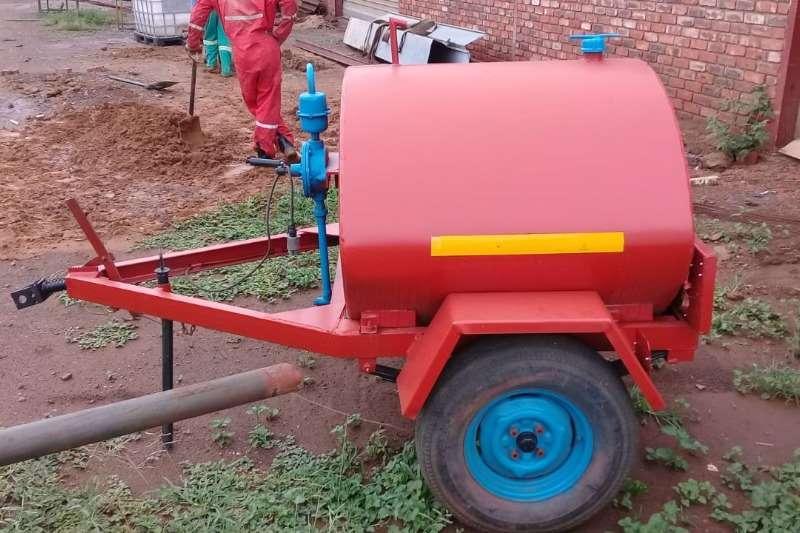 Vincs Agricultural trailers Fuel bowsers 600 L Diesel Trailer 2013