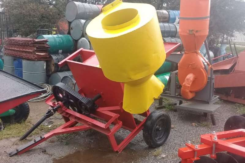 Vincs Haymaking and silage Hammer mills No 36 Hammer Mill 2004