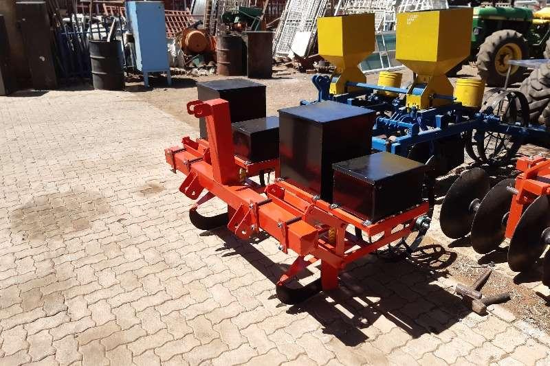 2019 Vincs  New 2 Row Planter