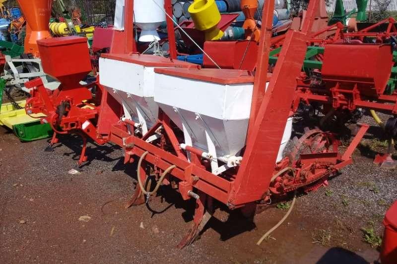 Vincs Planting and seeding equipment Row planters 2 row planters 2019
