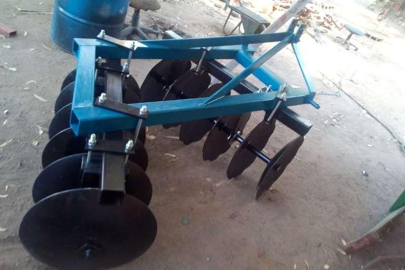 Vincs Ploughs Disc ploughs 12 Disc Offset