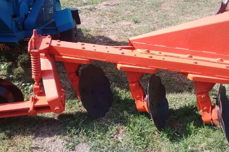 Vincs Ploughs Disc ploughs 3 Disc Plough